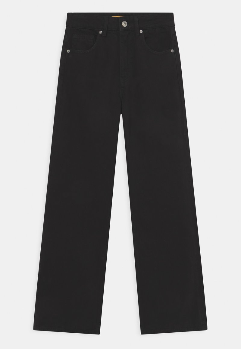 Gina Tricot Mini - Relaxed fit jeans - black