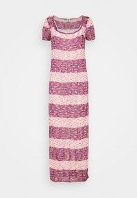 ABITO LUNGO - Jumper dress - multi-coloured