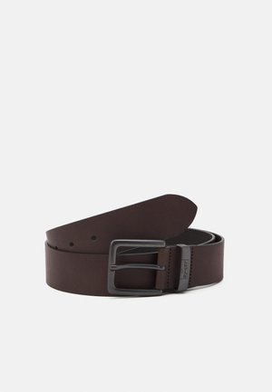 NEW ALBERT - Belt - dark brown