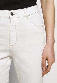 HUGO - GAYANG - Jeans straight leg - natural - 6