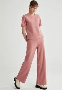 DeFacto - Trousers - pink - 1