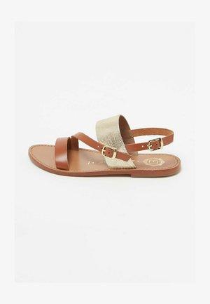 FABIANA  - Sandals - tan