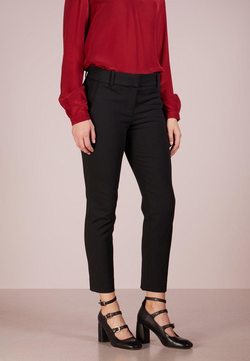 J.CREW - CAMERON PANT  - Pantalon classique - black