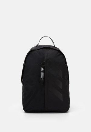 3 STRIPES BACK TO SCHOOL SPORTS BACKPACK UNISEX - Plecak - black/white