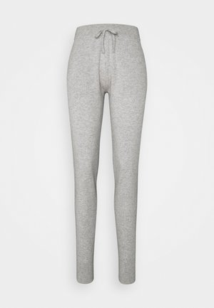 PANTS POCKETS - Spodnie treningowe - light grey