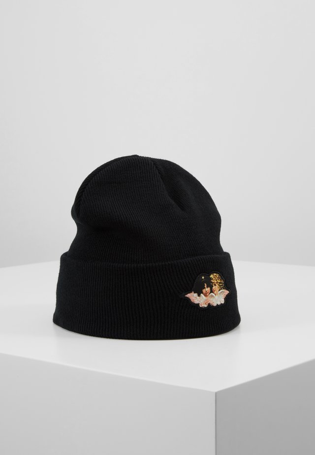 ANGELS BEANIE - Mössa - black