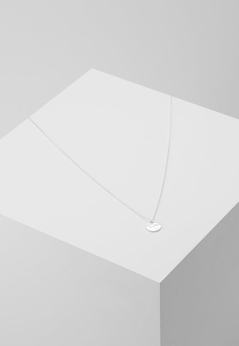 Pilgrim - NECKLACE LIV - Necklace - silver-coloured