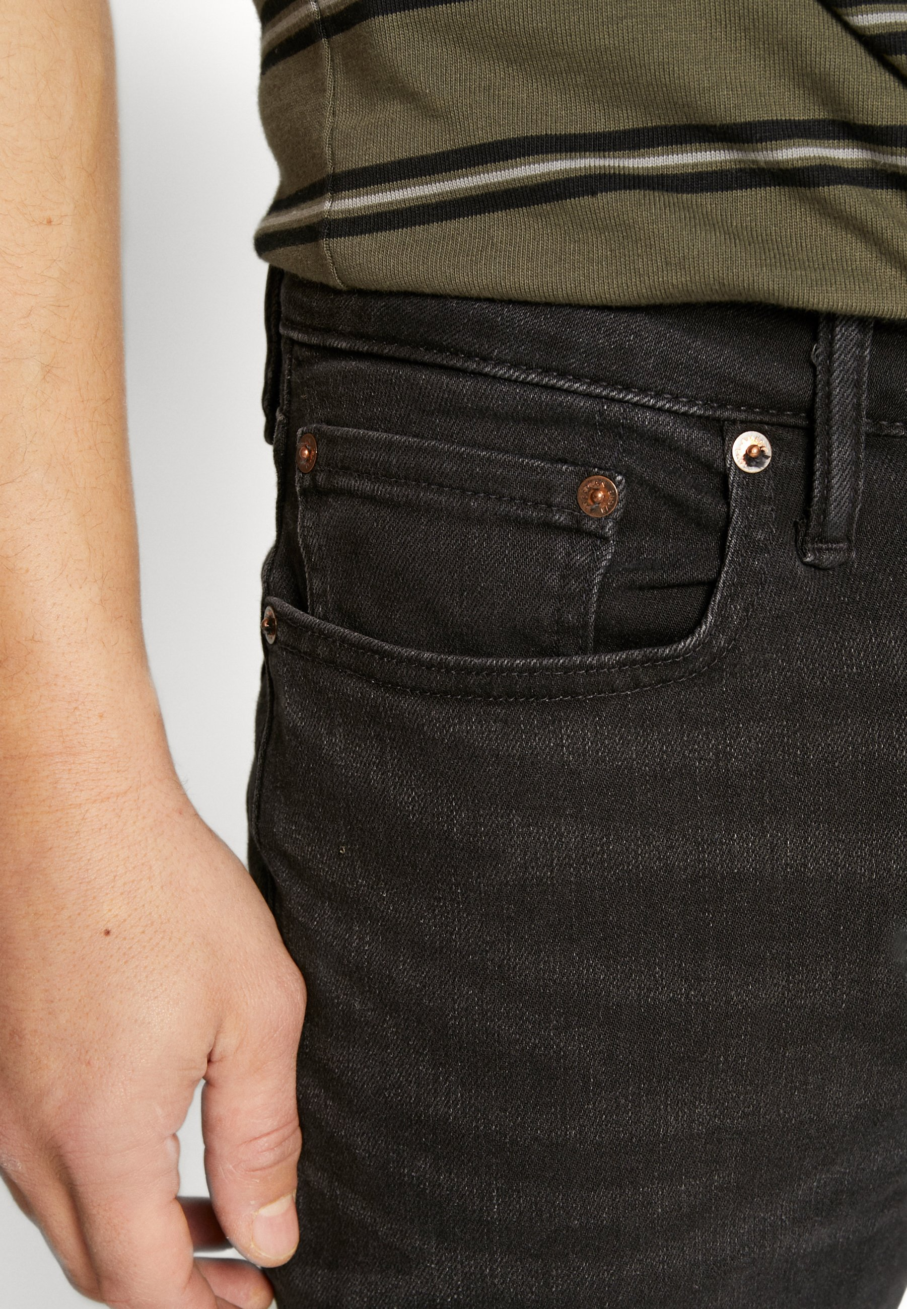 American Eagle Jean slim - black wash