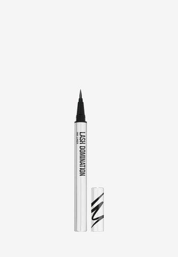 LASH DOMINATION INK LINER - Eyeliner - black
