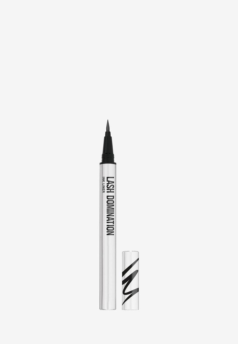 bareMinerals - LASH DOMINATION INK LINER - Eyeliner - black