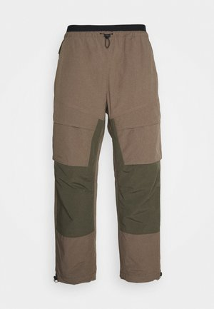 Trousers - olive grey/twilight marsh/black