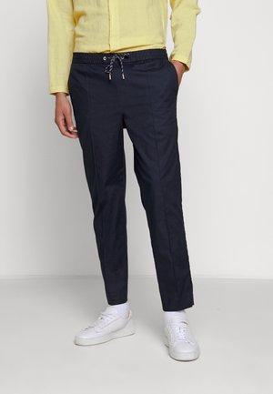 OXFORD MODERN PANT  - Kalhoty - dark midnight
