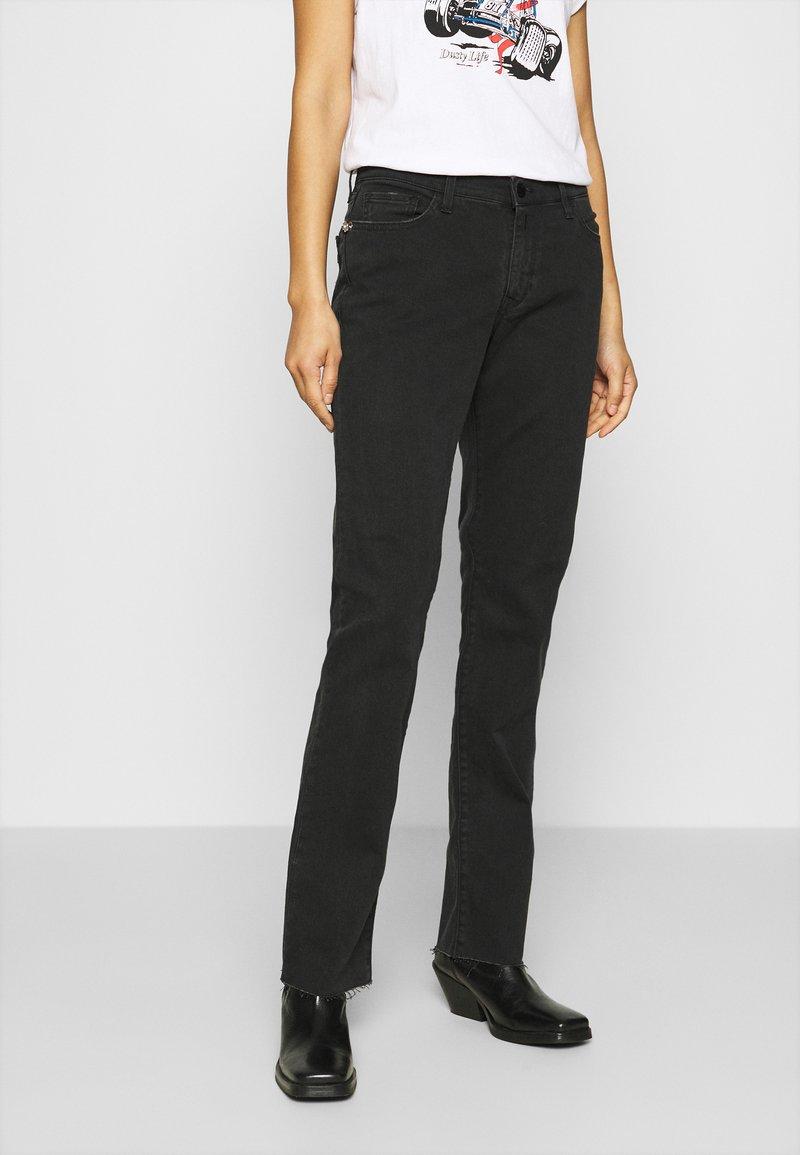 Replay - Straight leg jeans - black