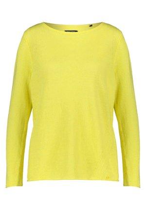Jumper - gelb (31)