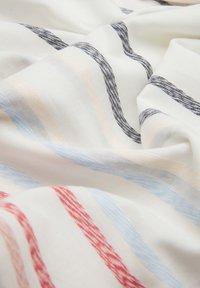s.Oliver - Scarf - cream stripes - 5