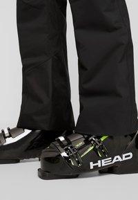 Peak Performance - MAROON - Spodnie narciarskie - black - 4