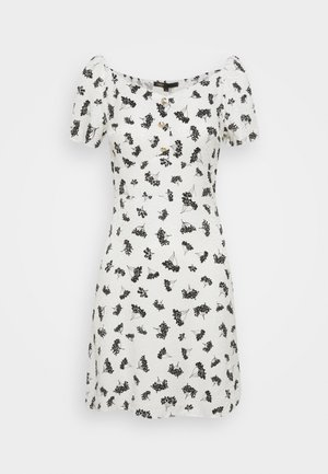 ROSELINE - Denní šaty - groseilles blanc