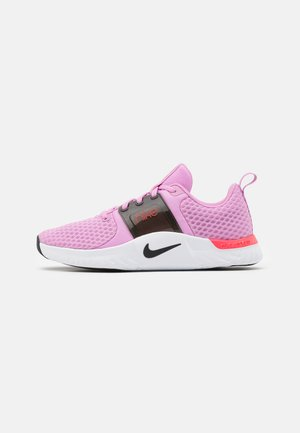 RENEW IN-SEASON TR 10 - Sports shoes - beyond pink/black/flash crimson/white