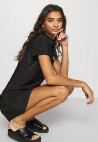 adidas Originals - DRESS - Sukienka z dżerseju - black - 3