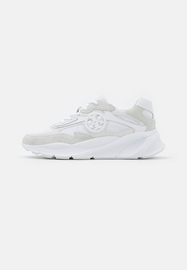 SAWYER TRAINER - Sneakers laag - super white/white