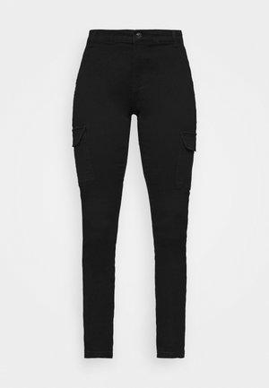 ONLLINE EASY PANT - Cargobukse - black