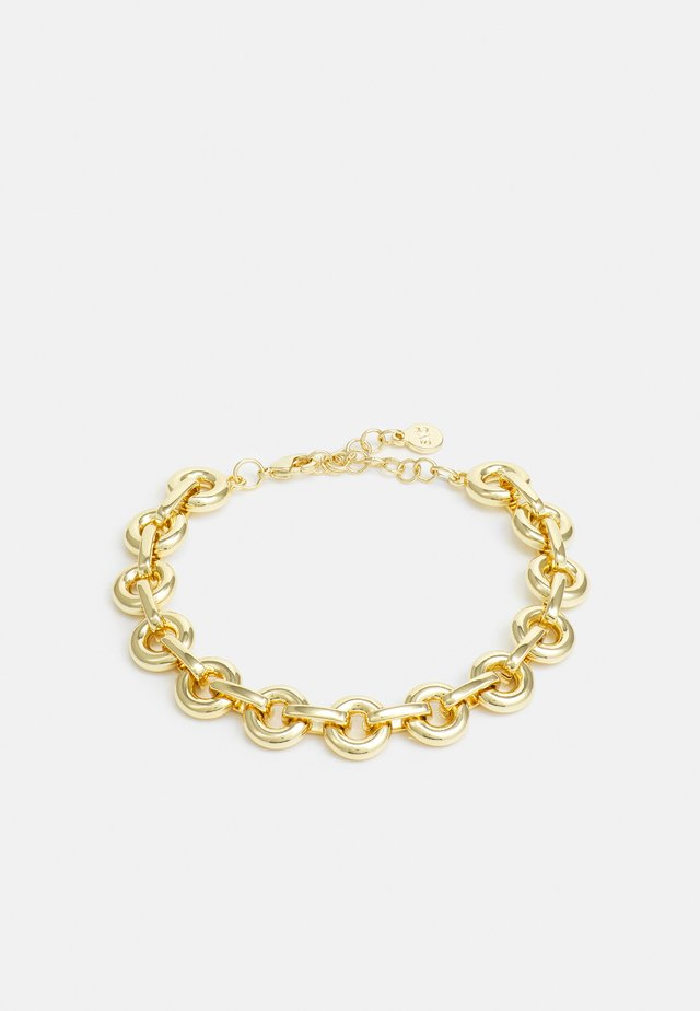 ANGLAIS - Bracelet - gold-coloured