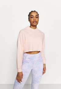 Cotton On Body - LIFESTYLE CROP RAGLAN  - Sweatshirt - fairy tale - 0