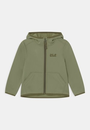 KIEWA UNISEX - Fleece jacket - khaki