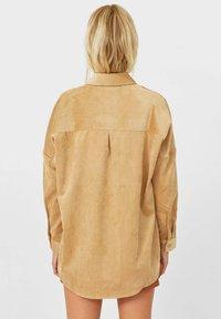 Stradivarius - Summer jacket - beige - 2