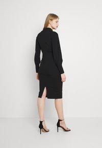 WAL G. - RIHANNA DRESS - Jersey dress - black - 2