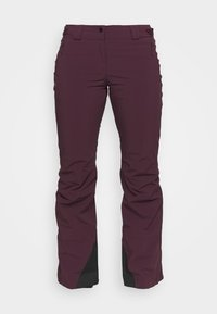 Salomon - THE BRILLIANT PANT - Pantalón de nieve - winetasting - 4