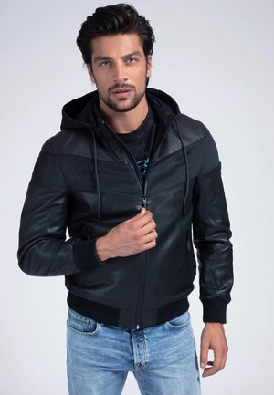 Bluza rozpinana - noir