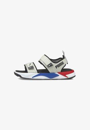 UNISEX - Walking sandals -  white