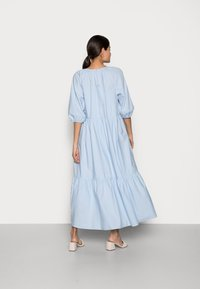 Marc O'Polo - MAXI DRESS - Maxi dress - light blue - 2