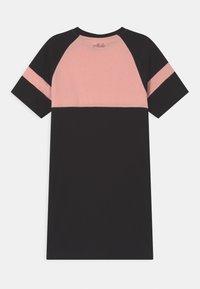 Fila - JUMA  - Vestido ligero - black/coral cloud/bright white - 1