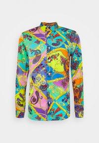 Versace Jeans Couture - PRINT BELT PAISLEY - Shirt - multi coloured - 0