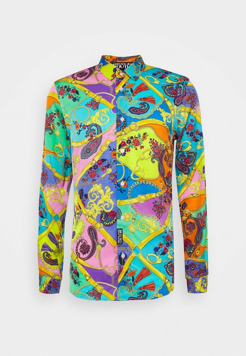 Versace Jeans Couture - PRINT BELT PAISLEY - Shirt - multi coloured