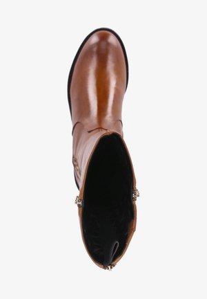 SENA - Platform boots - braun