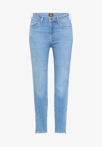 Lee - MARION  - Straight leg jeans - light blue - 6