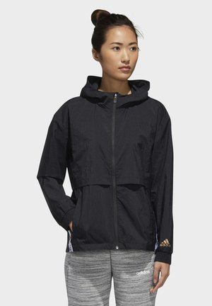 U4U WINDBREAKER - Wiatrówka - black