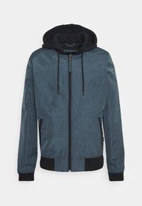 Hollister Co. - BOMBER - Summer jacket - navy - 0