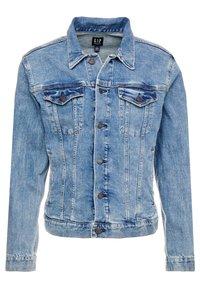 GAP - V-DENIM ICON CALM - Veste en jean - medium worn - 0