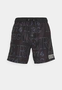 Iceberg - MEDIUM - Swimming shorts - black - 0