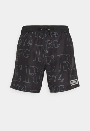 MEDIUM - Swimming shorts - black