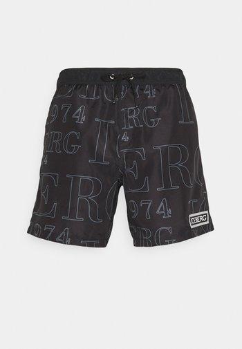 MEDIUM - Swimming shorts - black