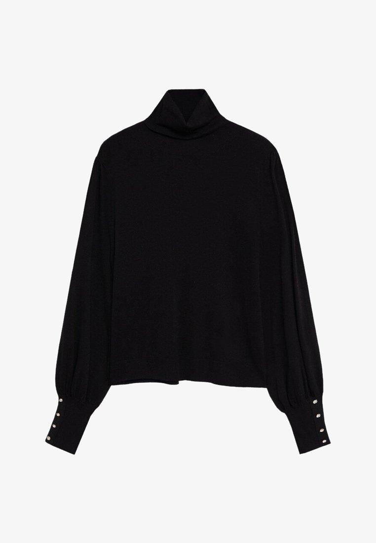 Mango QUEENIE - Sweatshirt - gris clair/pastel/sand CFCbAi
