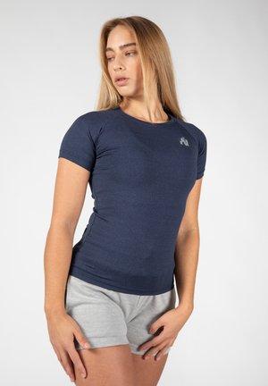 ASPEN  - T-shirt print - dark blue