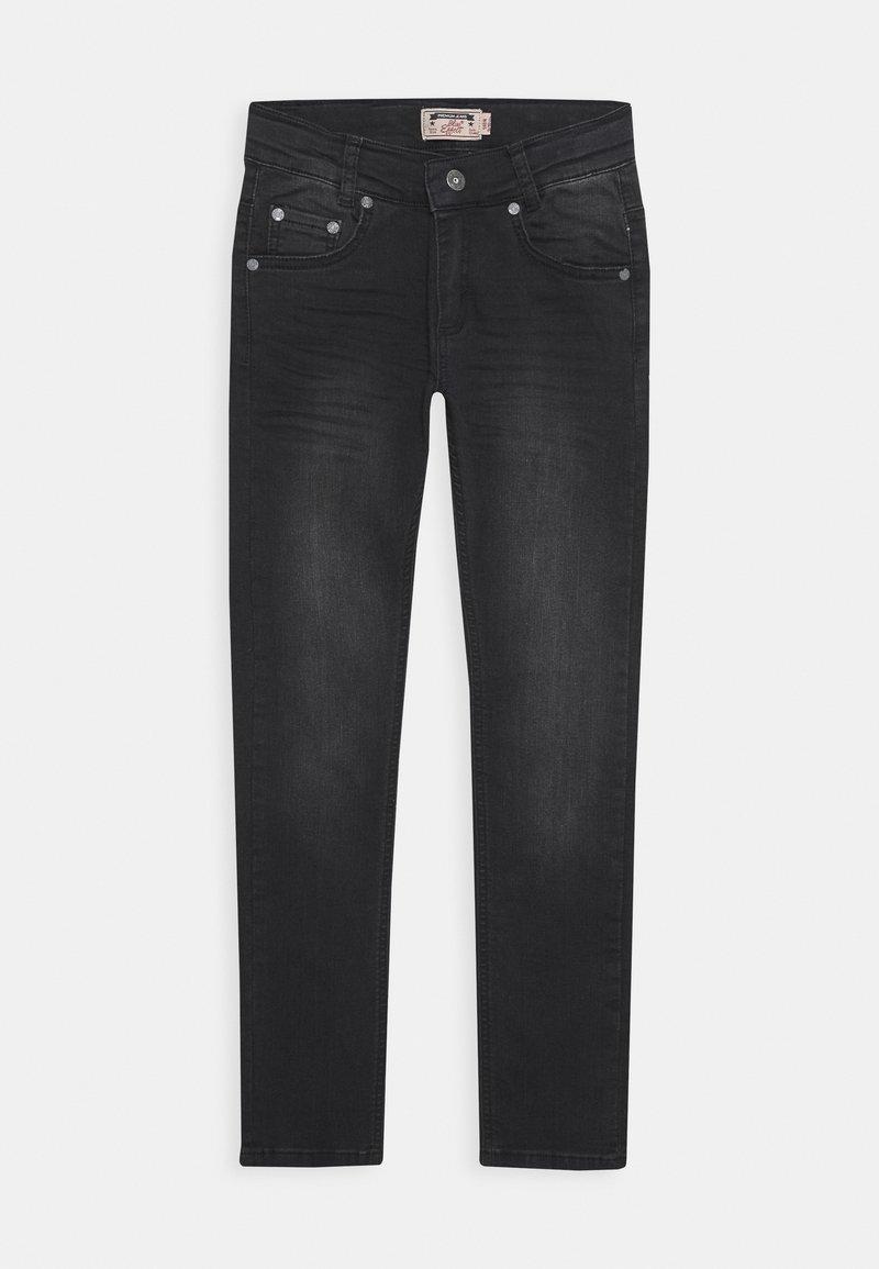 Blue Effect - BOYS SPECIAL SKINNY - Jeans Skinny Fit - black soft