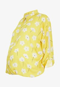Paulina - SWEET FLOWERS - Camisa - yellow - 5