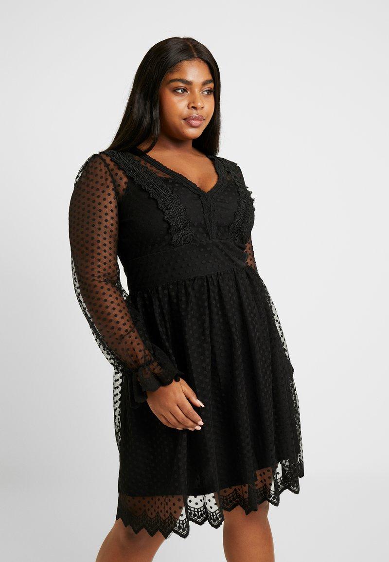 TFNC Curve - TARIAN DRESS - Vestido de cóctel - black